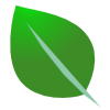 LittleLeaf Leaf Logo